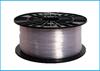 Obrázok PLA tlačová struna 1,75 - vlákno priehľadné 1 kg