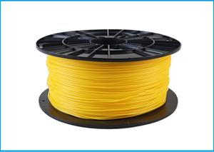 Obrázok PLA tlačová struna 1,75 - vlákno žltá 1 kg