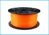 Obrázok PLA tlačová struna 1,75 - vlákno fluorescenčné oranžové 1 kg