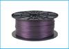 Obrázok PLA tlačová struna 1,75 - vlákno metalické fialové 1 kg