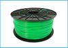 Obrázok PLA tlačová struna 1,75 - vlákno zelená 1 kg