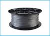 Obrázok PLA tlačová struna 1,75 - vlákno strieborné 1 kg