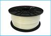 Obrázok PLA tlačová struna 1,75 - vlákno biela perla s trblietkami 1 kg