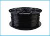 Obrázok PLA tlačová struna 2,9 - vlákno čierne 1 kg