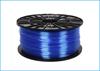 Obrázok ABS-T tlačová struna 2,9 - vlákno transparentná modrá 1 kg