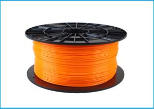 Obrázok ABS  tlačová struna 1,75 - vlákno oranžové 1 kg