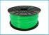 Obrázok ABS  tlačová struna 1,75 - vlákno zelené 1 kg