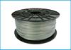 Obrázok ABS  tlačová struna 1,75 - vlákno strieborné 1 kg