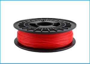 Obrázok ABS tlačová struna 1,75 - vlákno červené 0,5 kg