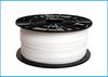 Obrázok ABS tlačová struna 2,9 - vlákno biele 1 kg
