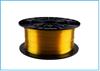 Obrázok PETG tlačová struna 1,75 - vlákno priehľadná žltá 1 kg