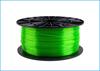 Obrázok PETG tlačová struna 1,75 - vlákno priehľadná zelená 1 kg