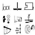 Obrázok pre kategóriu Náhradné diely do šijacích strojov