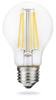 Obrázok Retro LED žiarovka 8W podpora stmievania 230V 130lm/W